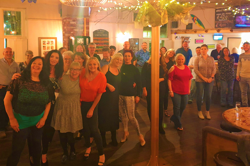 Wednesday Salsa & Bachata Classes in Cowbridge