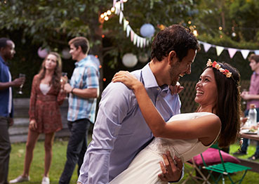 Salsa lessons for wedding