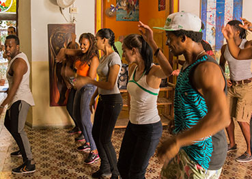 salsa classes for corporate events