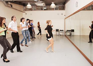 salsa classes for educational establishments