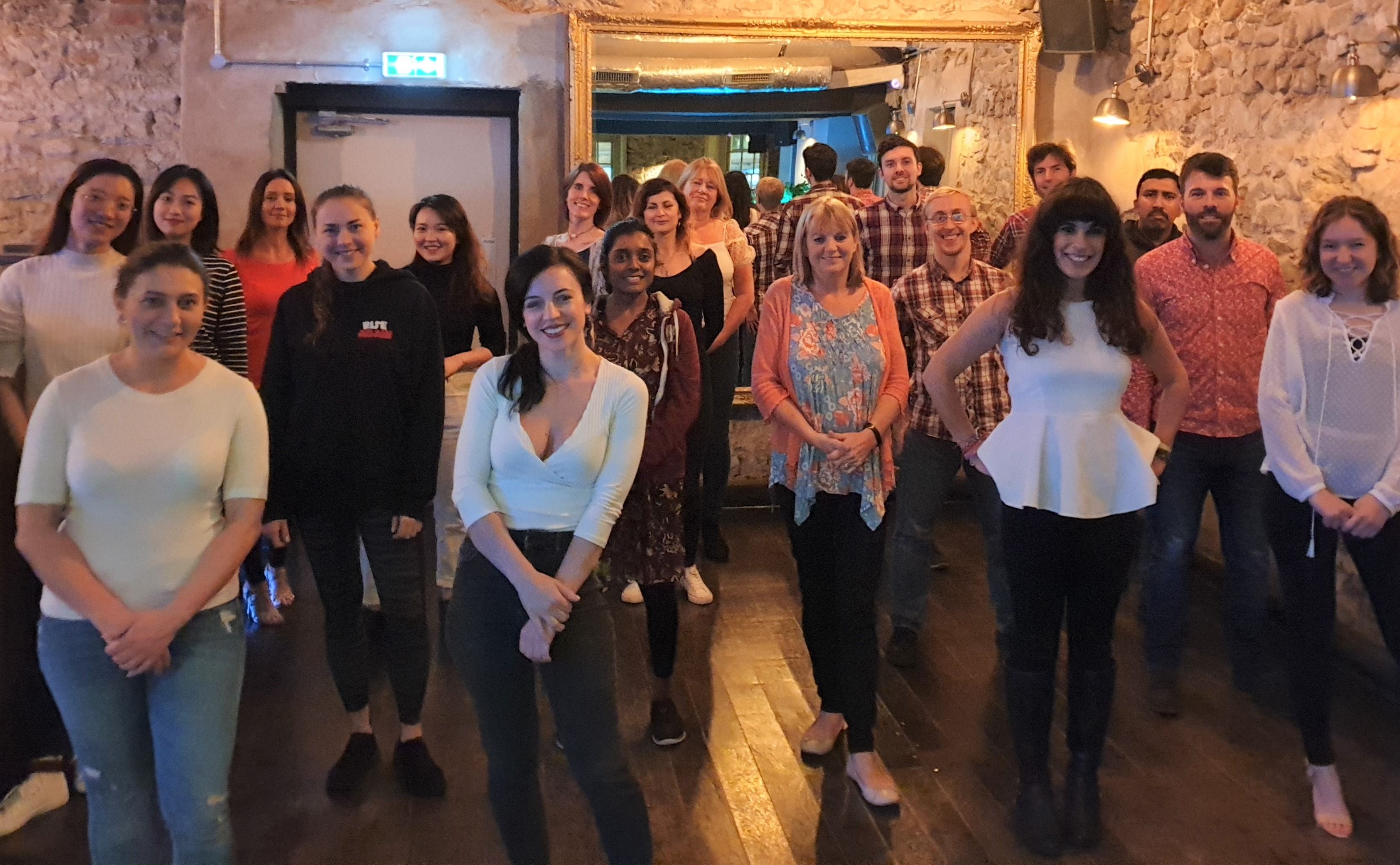 Salsa Classes Cardiff at Peppermint