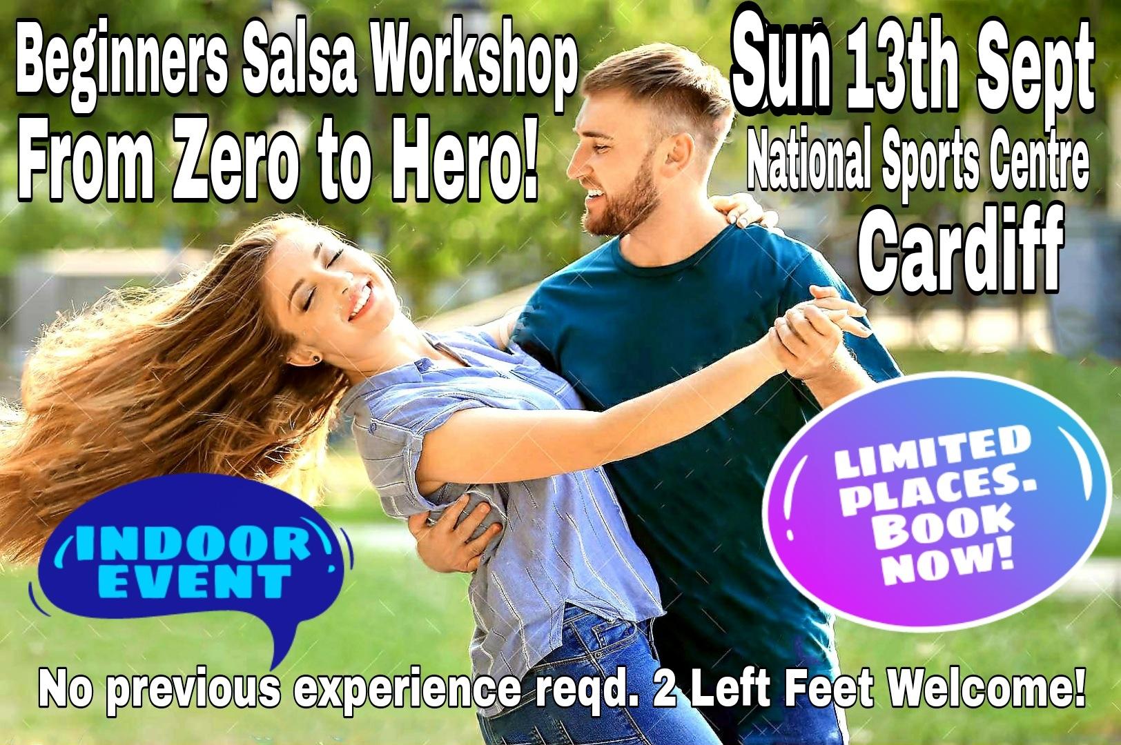 Beginner Level Salsa Workshop