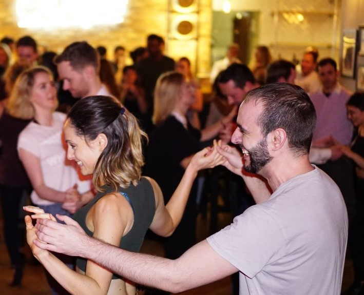 1st night back Salsa Party Cardiff